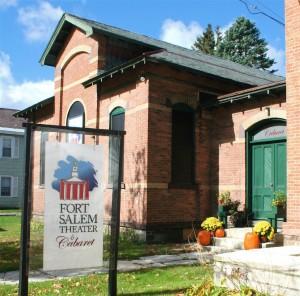 Fort Salem Theater