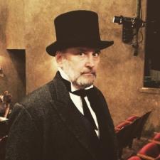 Bryan Dykstra as Professor Moriarty