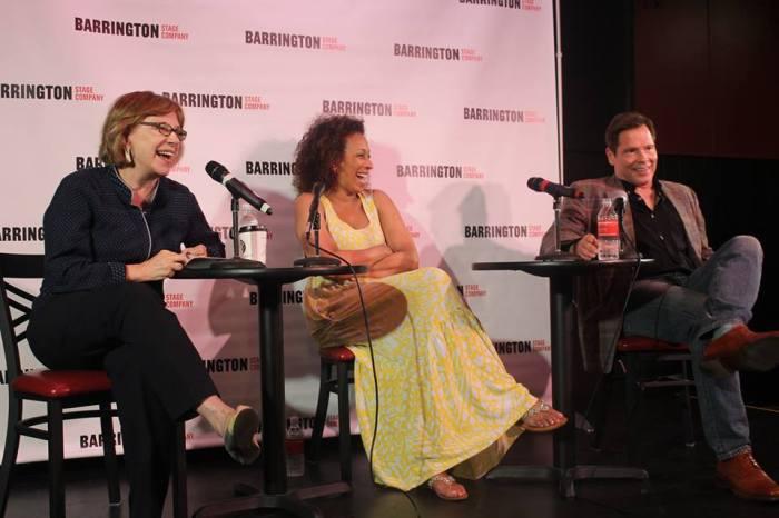 Julie Boyd, Tamara Tunie, Michael Hayden