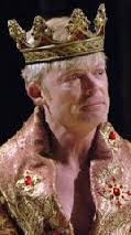 Allyn Burrows as King John