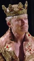Allyn Burrows as King John