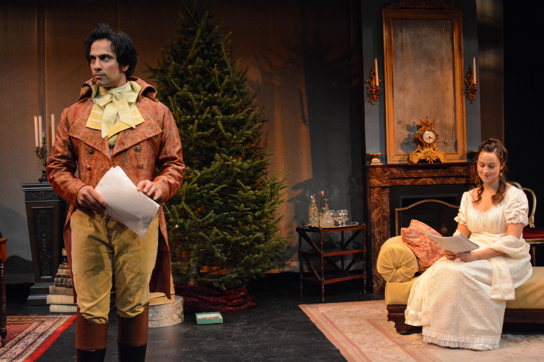 Miss Bennet Christmas At Pemberley.Miss Bennet Christmas At Pemberley More Theatre Talk