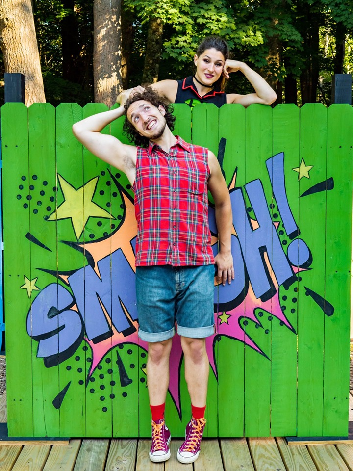 sibling rivalry in the taming of the shrew